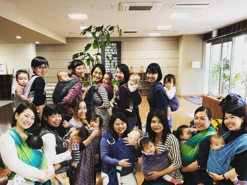 2020年1月23日(木)PMベビーウェアリング交流会@田町・法音寺