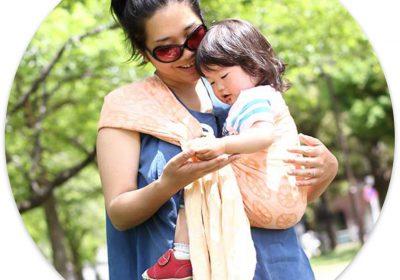 7/8(月)ママとベビーの抱っこ・おんぶ講座@モーハウス