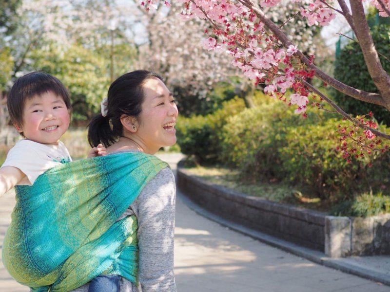 10/18(金)ママとベビーの抱っこ・おんぶ講座@杉並