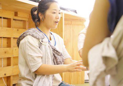 8/7(火)ママとベビーの抱っこ・おんぶ講座@モーハウス青山ショップ
