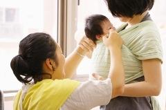 2021.8.27(金)ママとベビーの抱っこ・おんぶ講座@モーハウス日本橋ショップ
