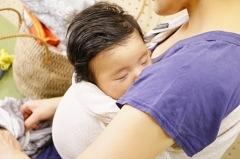 1/17(木)ママとベビーの抱っこ・おんぶ講座@モーハウス青山ショップ