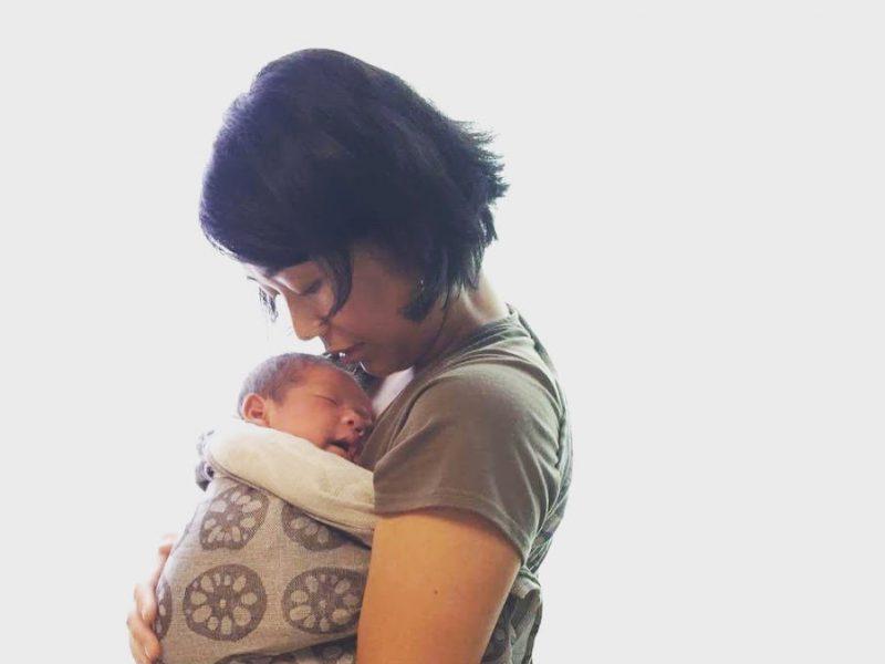 7/18(木)ママとベビーの抱っこ・おんぶ講座@赤羽・晴ル助産院