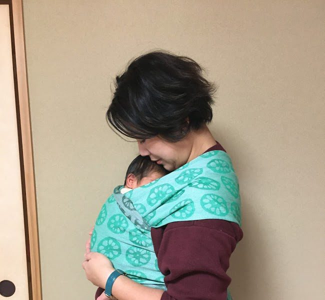 2021.1.26(火)AMママとベビーの抱っこ・おんぶ講座@赤羽・晴ル助産院
