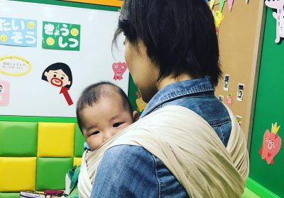 2020.9.30(水)ママとベビーの抱っこ・おんぶ講座@東戸塚キッズデンタルパーク