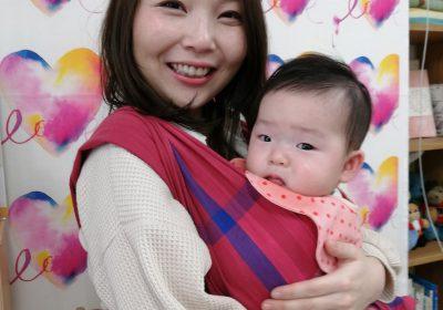 2020.10.15(木)ママとベビーの抱っこ・おんぶ講座@子育てアトリエPanier