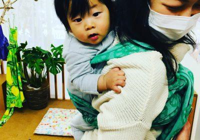 2021.6.15(火)ママとベビーの抱っこ・おんぶ講座@子育てアトリエPanier