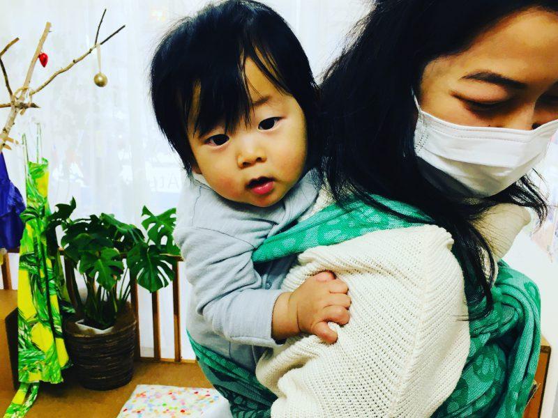 2021.4.23(金)ママとベビーの抱っこ・おんぶ講座@子育てアトリエPanier
